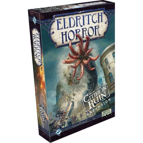 Eldritch Horror: Cities in Ruin - 401 Games