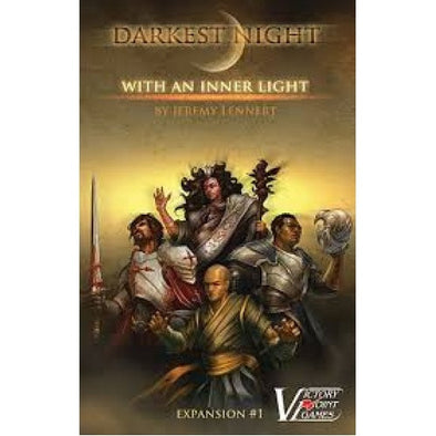 Darkest Night - With an Inner Light - Expansion #1 - 401 Games