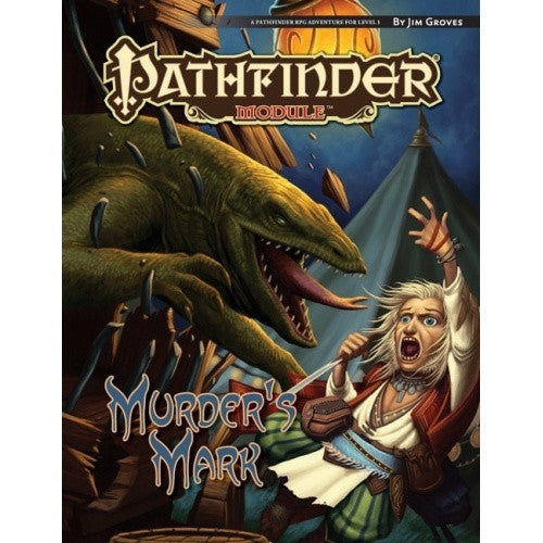 Buy Pathfinder - Module - Murder's Mark and more Great RPG Products at 401 Games