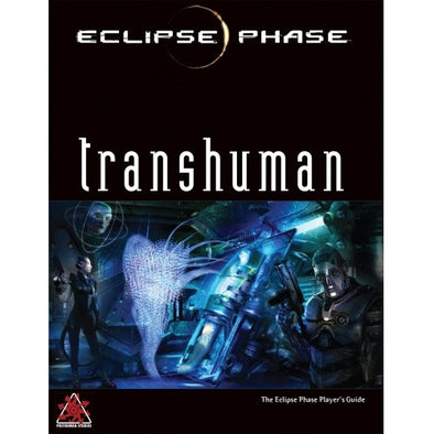 Eclipse Phase - Transhuman available at 401 Games Canada