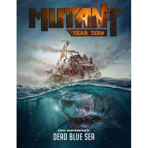 Mutant Year Zero - Dead Blue Sea - 401 Games