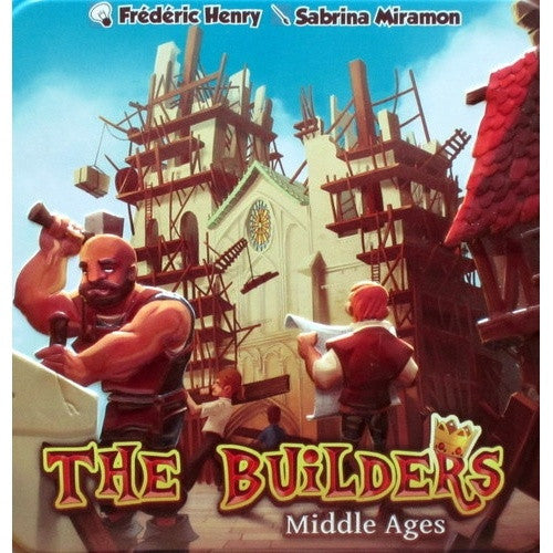 Buy The Builders: Middle Ages and more Great Board Games Products at 401 Games