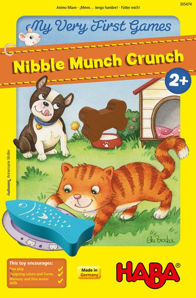 My Very First Games - Nibble Munch Crunch (Pre-Order) - 401 Games