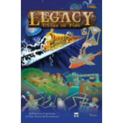 Buy Legacy - Gears of Time and more Great Board Games Products at 401 Games