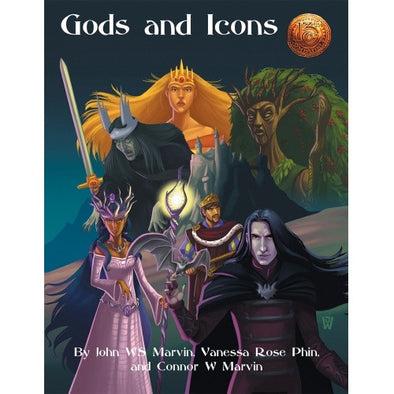 13th Age - Gods and Icons available at 401 Games Canada