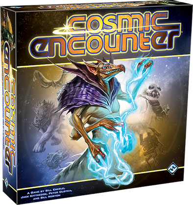 Buy Cosmic Encounter - 42nd Anniversary Edition and more Great Board Games Products at 401 Games