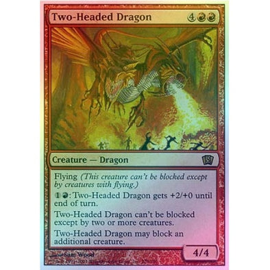 Two-Headed Dragon (Foil) - 401 Games
