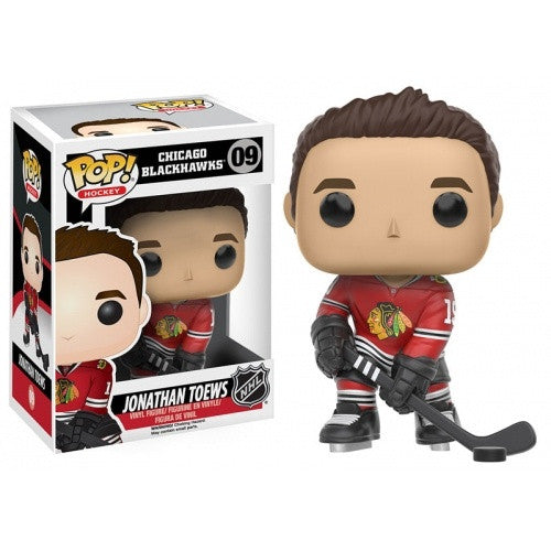 Pop! NHL - Jonathan Toews (Chicago Blackhawks) - 401 Games