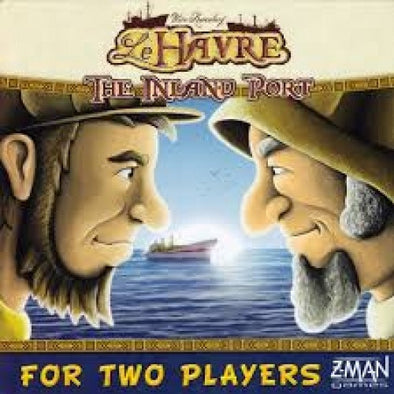 Le Havre - The Inland Port - 401 Games