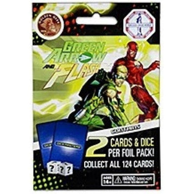 Dice Masters - DC Green Arrow and The Flash - Gravity Feed Booster Pack - 401 Games