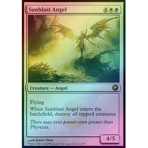 Sunblast Angel (Foil) - 401 Games