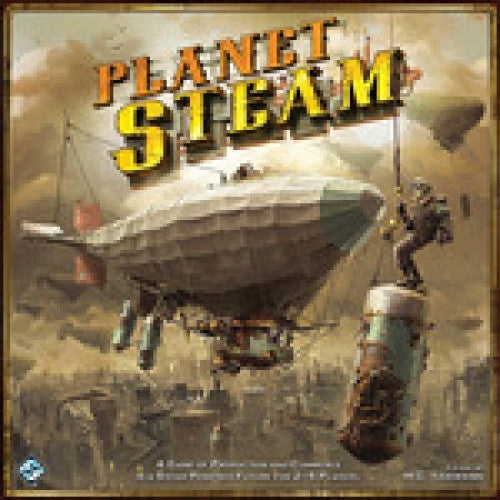 Planet Steam - 401 Games