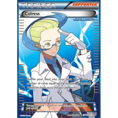 Colress - 135/135 - Full Art available at 401 Games Canada