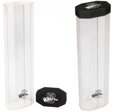 Monster Protectors - Dual Playmat Tube - Clear