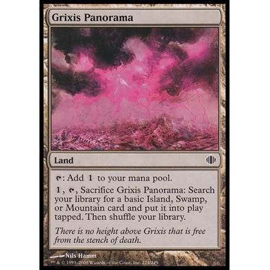 Grixis Panorama (ALA) available at 401 Games Canada
