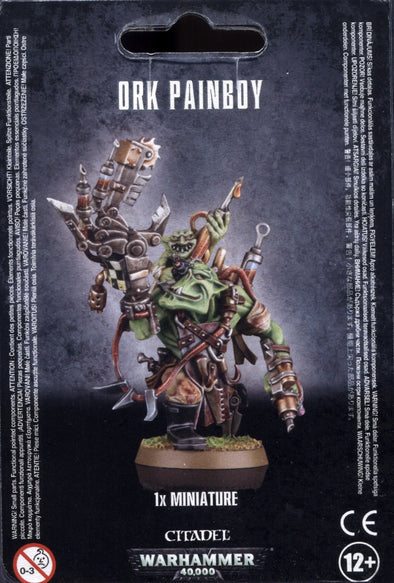Warhammer 40,000 - Orks - Painboy available at 401 Games Canada