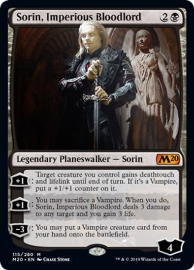 Sorin, Imperious Bloodlord (M20)