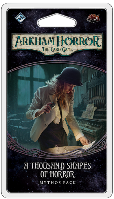Arkham Horror - The Card Game - A Thousand Shapes of Horror - 401 Games