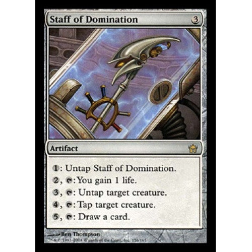 Staff of Domination - 401 Games