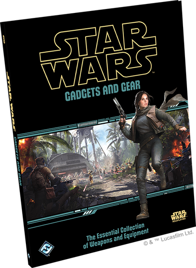 Star Wars Roleplaying Game - Gadgets and Gears (Pre-Order)