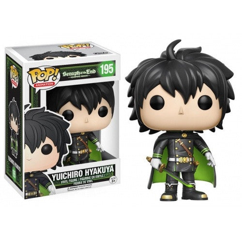 Buy Pop! Seraph of the End - Yuichiro Hyakuya and more Great Funko & POP! Products at 401 Games