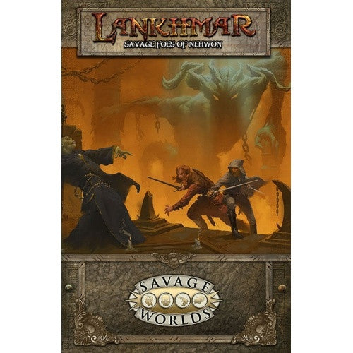 Buy Savage Worlds - Lankhmar: Savage Foes of Nehwon and more Great RPG Products at 401 Games