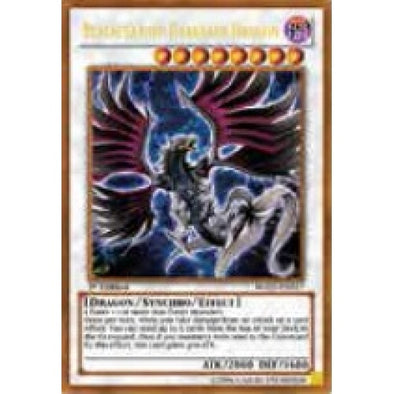 Blackfeather Darkrage Dragon - (Gold Secret Rare) (PGLD) available at 401 Games Canada