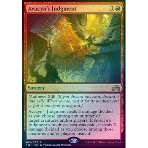 Avacyn's Judgment (Foil)