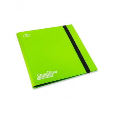 Buy QuadRow Flexxfolio - Light Green and more Great Sleeves & Supplies Products at 401 Games
