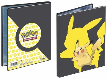 Ultra Pro - Binder 4 Pocket - Pokemon - Pikachu 2019 available at 401 Games Canada