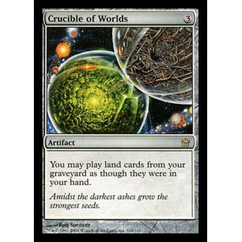 Crucible of Worlds (5DN) - 401 Games