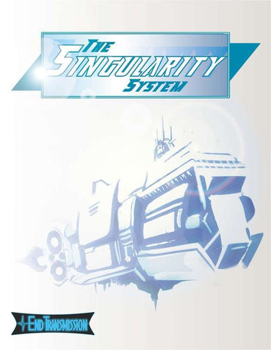 The Singularity System - Core Rulebook - 401 Games