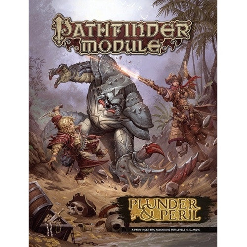 Buy Pathfinder - Module - Plunder and Peril and more Great RPG Products at 401 Games
