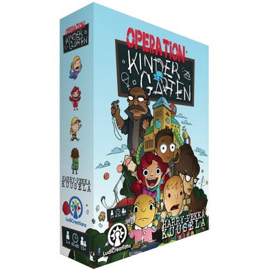 Operation: Kindergarten - 401 Games
