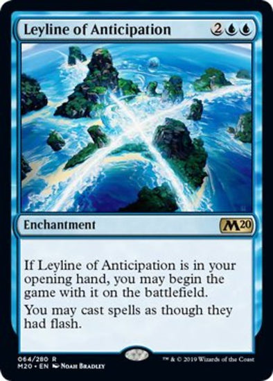 Leyline of Anticipation (M20) - 401 Games