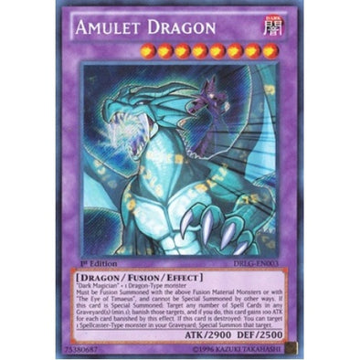 Amulet Dragon - (Secret Rare) available at 401 Games Canada