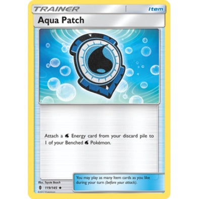 Aqua Patch - 119/145 - 401 Games