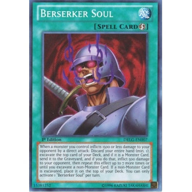 Berserker Soul - (Secret Rare) available at 401 Games Canada