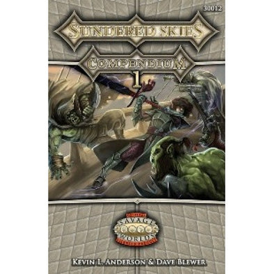 Buy Savage Worlds - Sundered Skies Compendium One and more Great RPG Products at 401 Games