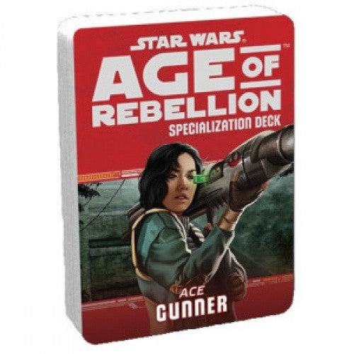 Star Wars: Age of Rebellion - Specialization Deck - Ace Gunner - 401 Games