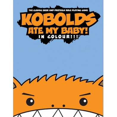 Kobolds Ate My Baby! In Colour!!! - Core Rulebook - 401 Games