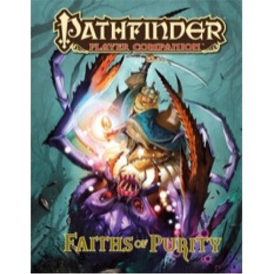 Pathfinder - Player Companion - Faiths of Purity - 401 Games