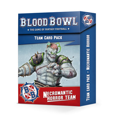 Blood Bowl - Second Season - Card Pack - Necromantic Horror Team ** available at 401 Games Canada