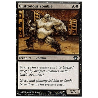 Gluttonous Zombie available at 401 Games Canada