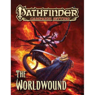 Pathfinder - Campaign Setting - Worldwound available at 401 Games Canada