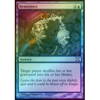 Reminisce (Foil) available at 401 Games Canada