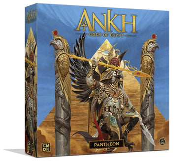Ankh - Gods of Egypt - Kickstarter Pantheon Expansion (Pre-Order) available at 401 Games Canada