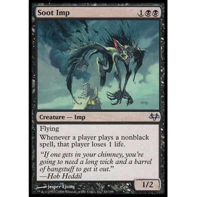 Soot Imp (EVE) - 401 Games