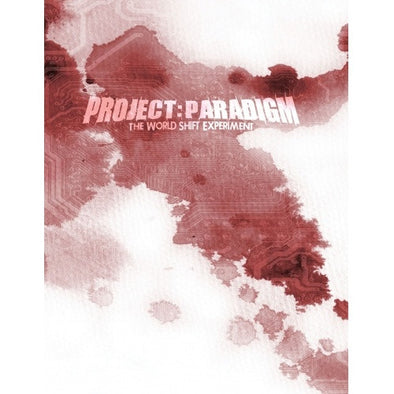 Project Paradigm - Core Rulebook available at 401 Games Canada