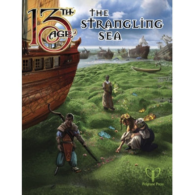 13th Age - The Strangling Sea - 401 Games